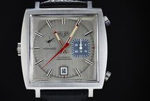 Vintage Heuer / Heuer Watches from the 1960's to the 1980's. / by Guilherme Canta