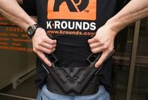 Don't pull that trigger! / Showing off the accessories that you can add to accompany your gun safes. #guns