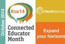 Connected Educators Month