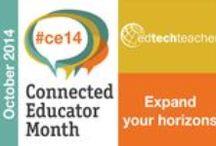 Connected Educators Month