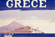 Vintage travel posters / Travel posters of the past