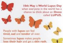 Life with lupus / systemic lupus erythematosus = системная красная волчанка
