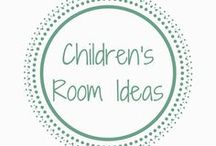 Children's Room Ideas / Creative and colourful, room and storage ideas for children. Inspiring imaginative play, learning and creativity. #bedroomdecor #colourfulrooms #imaginativeplay #childrensroom