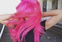♥Pink Hair♥