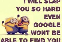 Minions / Quotes