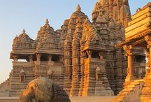 Ancient Places in India / Very old temples