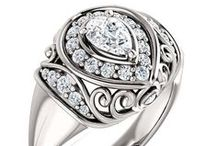 Diamond Rings / Find beautiful and inspiring #Diamond_Rings for #Bridal #Girl #Ladies etc #Gold_Rings #Sterling_Silver_Rings #Rose_Gold_Ring #fashion_accessories | Find more inspiration at : https://www.goldia.com/search?type=product&q=Diamond+Rings