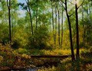 Landscape Paintings II