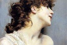 Academic Classicism Paintings