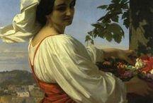 Academic Classicism Paintings - II