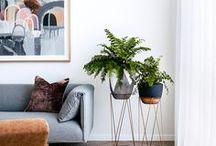 ☽ HOME // PLANTS