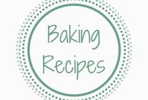 Baking Recipes / Baking | Recipes | Cakes | Cookies | Inspiration | Sweet Treats | Cake Decorating
