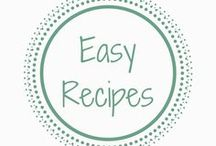 Easy recipes / Easy recipes for dinners | cooking | food