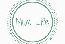 Mum Life / Mum life with tips on parenting and being you #Mumlife  #mindfulness #parenting #newmum
