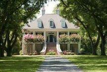 home sweet home / by Randi LeBlanc Oates
