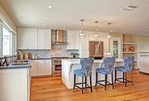 Kitchen Lookbook / Bake cookies, sip coffee and read a magazine -- your kitchen fantasy awaits.  / by Zillow
