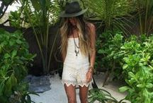 MY style :) / go with the flow. beachy. preppy. hippie. bright. meee / by Rachel Martin