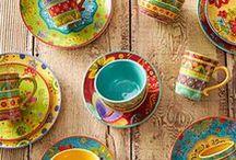 Dinnerware & Ceramics