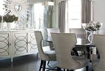 ~Dining Rooms~ / by Ashley McLamb