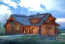 Cabins + Cottages / Nothing spells relief like a cabin in the woods, or a cottage by the sea.  / by Zillow