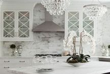 ~Kitchens~ / The kitchens are the heart of the home. / by Ashley McLamb