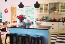 Kitchen / by Vivi Dot - Molly Gaines Hooper