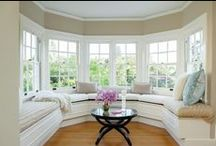 Nooks and Crannies / Your guide to decorating even the smallest home spaces. / by Zillow