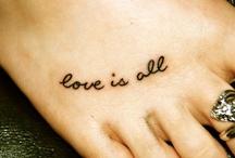 Tatuajes / by Sol Bellucci