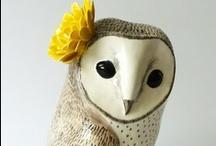 Owls / My Totem Animal - My Spirit Animal / by Autumn Fae