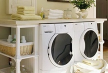 DREAMY LAUNDRY ROOMS...