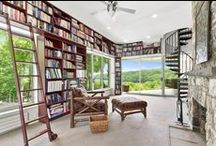 Home Libraries / A selection of America's most stunning home libraries. / by Zillow