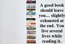 Books&Movies / by Eleanor Horrocks