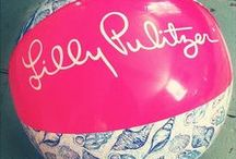 Lilly Pulitzer / by Chelsea Freitas