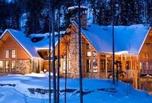 Home for the Holidays / Twinkling lights and a warm fireplace on long wintery nights. / by Zillow