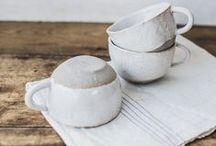 ceramics + studio. / keramik + koppar och fat + porslinsdrömmen.