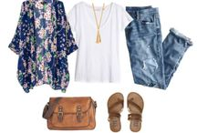 Things to Wear / Preppy bohemian? Modern classics? I don't even know.