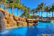 Swimming Pools / Take a dive into the deep end. These swimming pools and hot tubs are just calling your name. / by Zillow