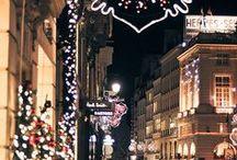 ❄*Christmas on Streets ..*❄