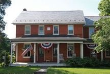 Blue Rock BnB photos / Blue Rock BnB is conveniently located near the center of Lancaster County, PA.  See our website for more details: http://bluerockbnb.com
