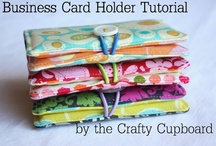 Sewing Tutorials - Projects / Free tutorials giving instructions for sewing projects, except for clothes