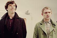 Sherlockian / Sherlcock is amazingness crammed into only 3 episodes per season. / by Maraya Jones