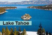 LAKE TAHOE / by Interval International