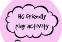 Hyperemesis Gravidarum Friendly play activities / www.adventuresofadam.co.uk Play activities that are suitable for Hyperemesis Gravidarum sufferers. Minimal input/ maximum distraction