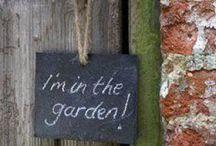 Garden / Idee semplici ma divertenti da fare con il verde