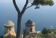 Amalfi coast / Costiera Amalfi