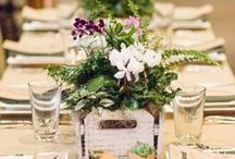 Weddings: Garden-Inspired Ideas