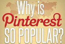 Pinterest / Facts figures and inspiration for anyone considering Pinterst as part of your social media strategy