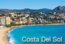 COSTA DEL SOL / Costa Del Sol, a region in the south of Spain, is a must-see for any world traveler!  / by Interval International