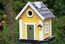 Enchanting birdhouses / Casine per uccelli
