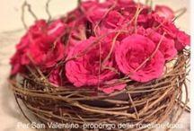 Flower arrangements / Composizioni floreali